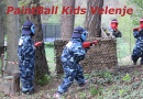 PaintBall KIDS praznovanje